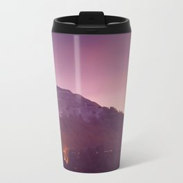 Cold Winters Night Travel Mug
