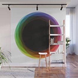 Fig. 039 Rainbow Circle Wall Mural