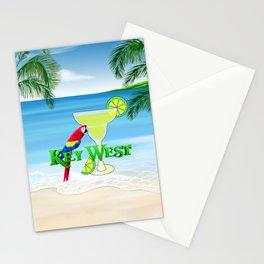 Key West Margarita Stationery Cards