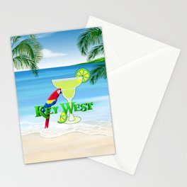 Key West Margarita Stationery Cards