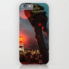 The Travis Concert 2 iPhone Case