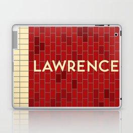 LAWRENCE   Subway Station Laptop & iPad Skin