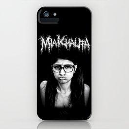 Metal Khalifa iPhone Case