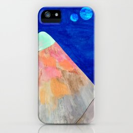 Nisja: the night train 7 iPhone Case