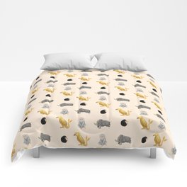 Those beasts are just fantastic. Comforters