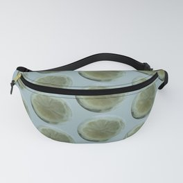 Slice of Lemon – Watercolour Fanny Pack