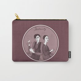 Dostoevsky Poor Folk 1846 Carry-All Pouch