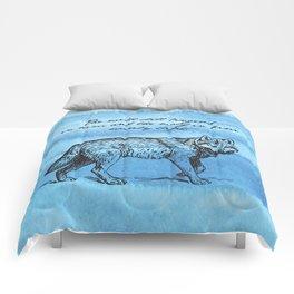 White Fang - Jack London Comforters