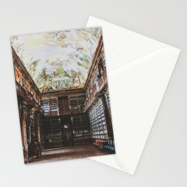 Strahov Library Stationery Cards
