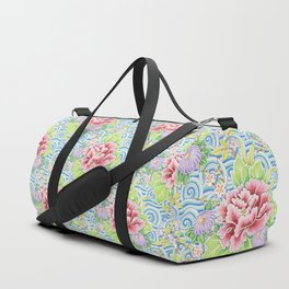 Japanese Garden Duffle Bag