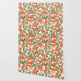 Peach Love Wallpaper