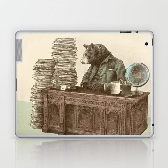 Bearocrat Laptop & iPad Skin