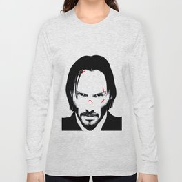 John Wick Long Sleeve T-shirt