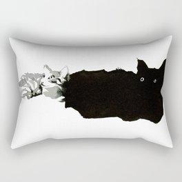 Tiny Kitties Rectangular Pillow