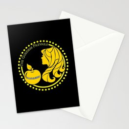 Discordian Tee - Eris Stationery Cards