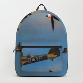 Vintage Aircraft Backpack