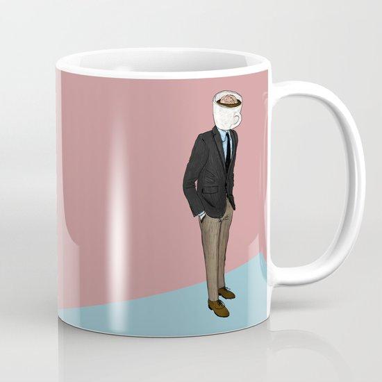 IT'S MORNING AND I THINK OF YOU Mug