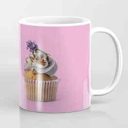 Lavender Cupcake Coffee Mug