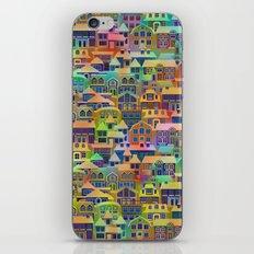 Fairytale City #2 iPhone & iPod Skin