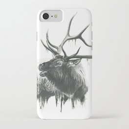 Bugle of an Elk iPhone Case