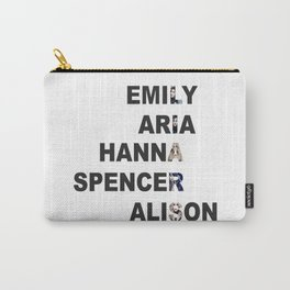 Pretty Little Liars - Girls Name Acrostic Carry-All Pouch