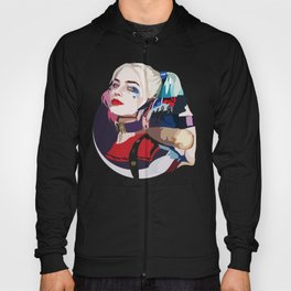 Harley Quinn - Suicide Squad - Hoody