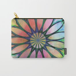 Tropical Flower Dream Carry-All Pouch