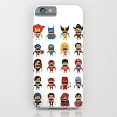 Screaming Heroes Slim Case iPhone 6s