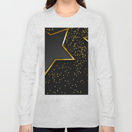 christmas stars Long Sleeve T-shirt