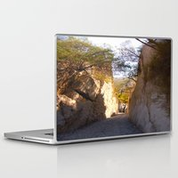 mexican Laptop & iPad Skins featuring Mexican desert by lennyfdzz