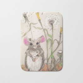 Squeak The Mouse Bath Mat