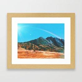 V O T U M Framed Art Print