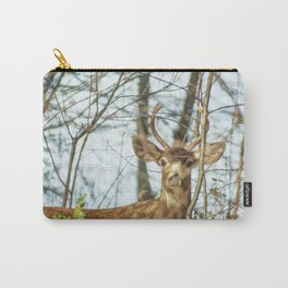 Black-Tailed Buck Carry-All Pouch