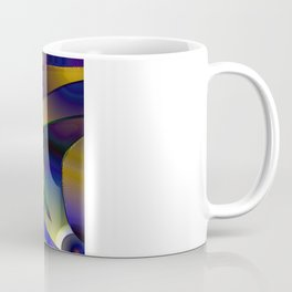 Diving Duck Coffee Mug