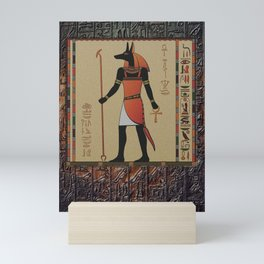 ANUBIS Mini Art Print