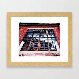 A Collective Regard Towards Pre-Industrialization  Framed Art Print