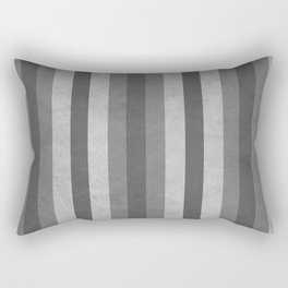 Stripes Collection: Fifty Shades Rectangular Pillow