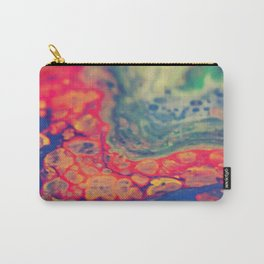 Magma in Rivers Carry-All Pouch