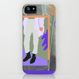 Loner iPhone Case