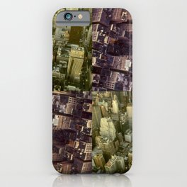 NYC AERIAL  iPhone Case