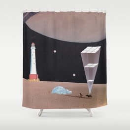 Colony Shower Curtain