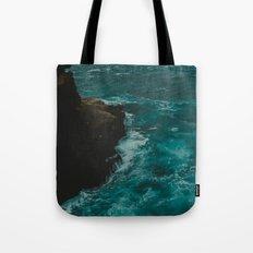 Big Sur Coastal Tote Bag