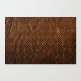 Vintage Tread Canvas Print