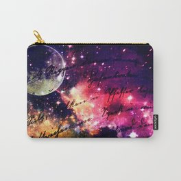 Letter from outer space Carry-All Pouch