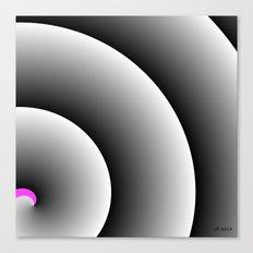 Love Swirl Canvas Print