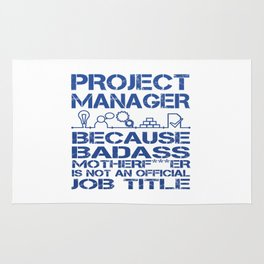 PROJECT MANAGER Rug