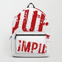 Impulsa tu juego Backpack