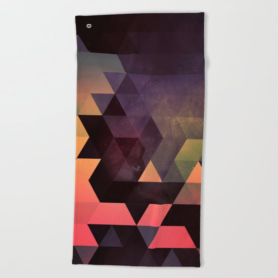 dygyt Beach Towel