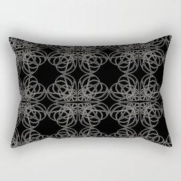 The Tower Mandala_Pattern 1 Rectangular Pillow
