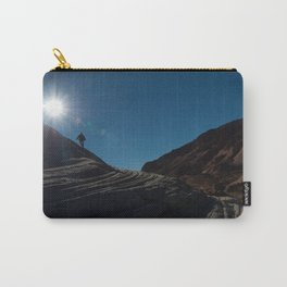 Walking on the Edge Carry-All Pouch